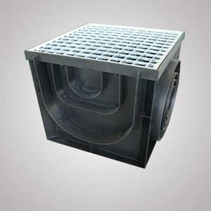 Точечный водоотвод Класс нагрузки (А15-С250)